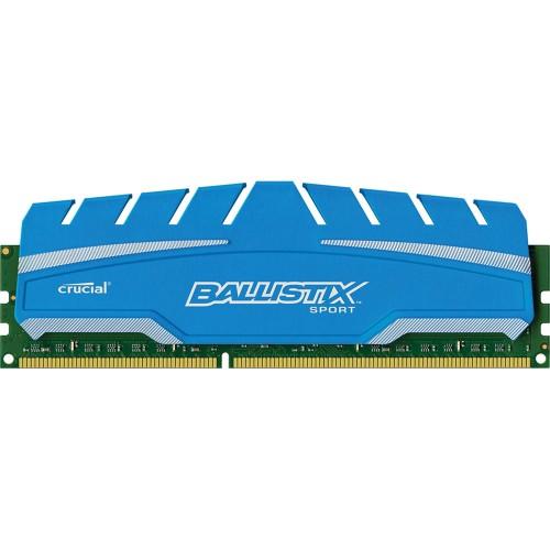 Crucial Ballistix Sport 8GB DDR3-1600 UDIMM
