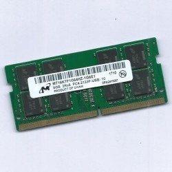 8GB DDR4 RAM PC4 17000 2133MHz Crucial - Micron SODIMM 8 GB Laptop