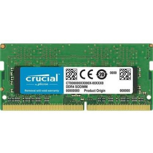 Crucial 8GB Ram  DDR4-2666 SODIMM Laptop