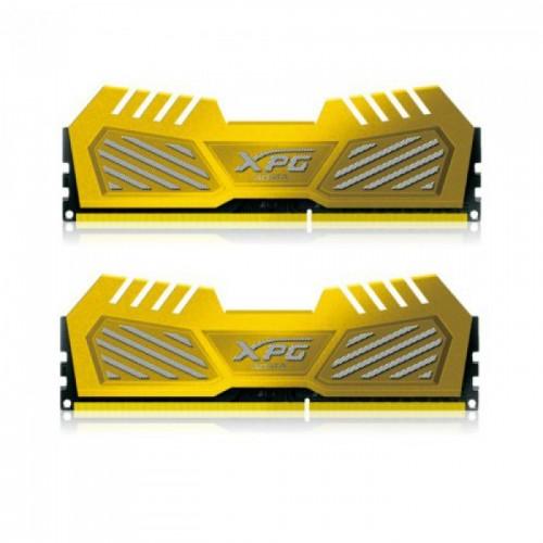 ADATA 8GB DDR3 2400 PC3 19200 (4GBx2) Kit AX3U2400W4G11 Desktop RAM