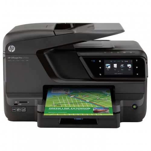 HP 276dw Officejet Pro Multifunction Printer (CR770A)