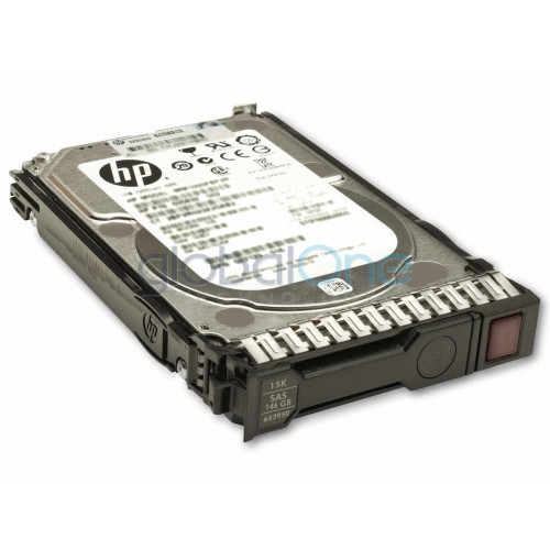 HP 146GB 15K 6G 2.5 SAS DP HDD