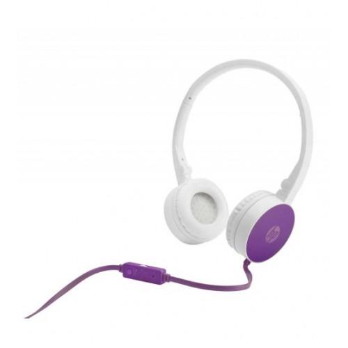 HP H2800 Purple Headset (F6J06AA)