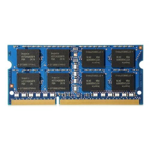 HP 8GB RAM DDR3L-1600 1.35V PC3-12800 SODIMM - H6Y77AA