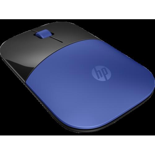HP Z3700 Blue Wireless Mouse