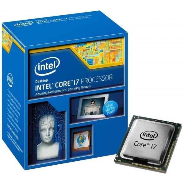 Surprising Intel Core I7 4790K Haswell Quad Core 4 0Ghz Lga 1150 Desktop Processor Interior Design Ideas Tzicisoteloinfo