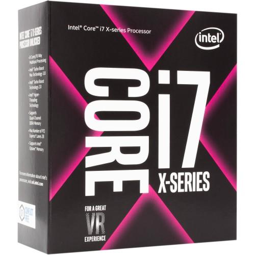Intel Core i7-7740X Kaby Lake-X Quad-Core 4.3 GHz LGA 2066 112W BX80677I77740X Desktop Processor